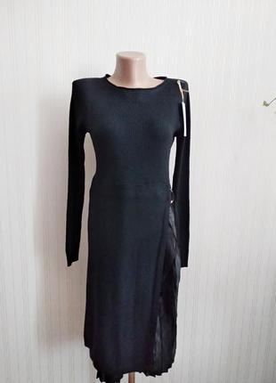 Платье трикотажное размер с-м