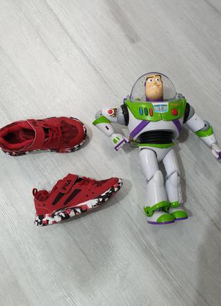 Детские кроссовки  fila