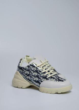 Шикарные кожаные кроссовки в белом цвете (весна-лето-осень)😍