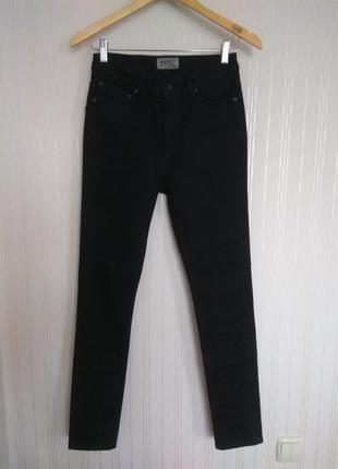 Черные джинсы, размер 25