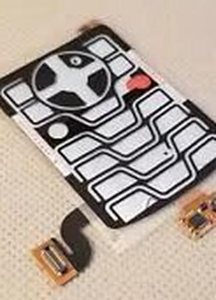 Плата клавиатуры Motorola RAZR V3xx