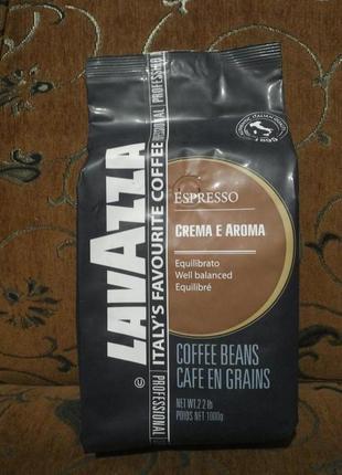 Кофе Lavazza Crema Aroma Espresso