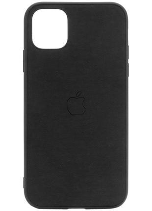 "TPU чехол Textile Logo для Apple iPhone 11 Pro Max (6.5"")"