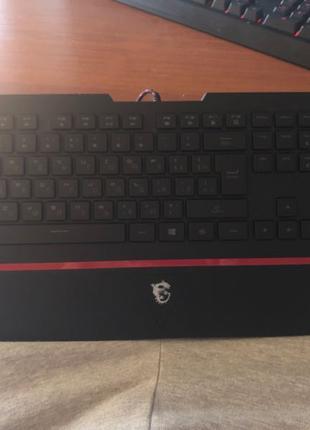 клавіатура msi
