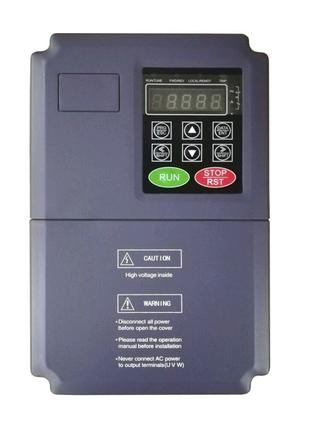 Продам частотный преобразователь Optima BL-603 для трёхфазный