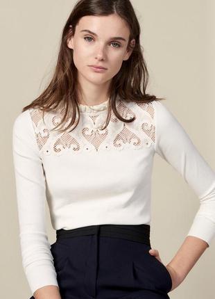 Кофта блузка sandro
