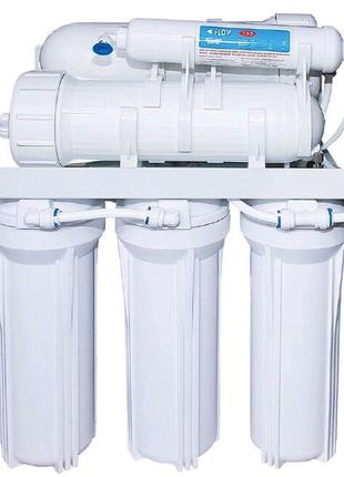 Система обратного осмоса RO-600G-P01 (повышенной производительнос