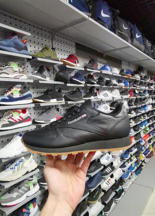 Оригинальные кроссовки Reebok Classic Leather 49800