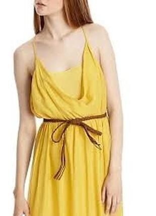 Летнее платье/сарафан mango