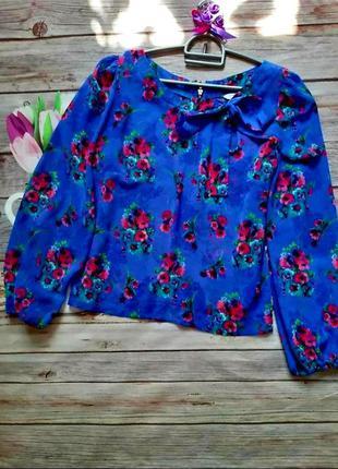 Очень красивая блузка шифоновая