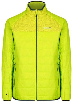 Куртка чоловіча regatta halton ii outdoor jacket green