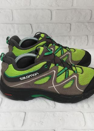 Жіночі трекінгові кросівки salomon женские трекинговые кроссов...