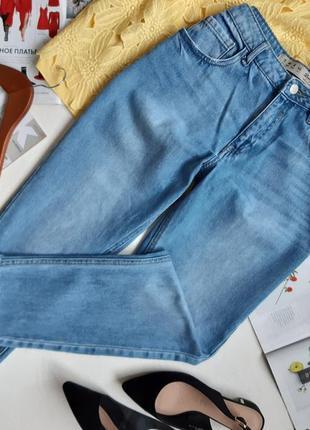 Идеальные базовые мом/джинсы