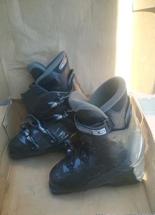 Гірколижні черевики
