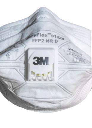 Респиратор 3M VFLEX 9162E FFP2