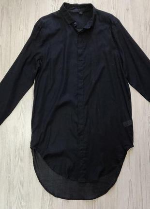 Распродажа до 1 мая🆘 рубашка туника с удлиненным задом