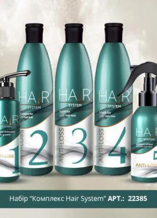 Комплекс Hair System против выпадения волос