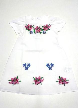 Сукня вишита вишите плаття з вишивкою вышитое платье с вышивко...