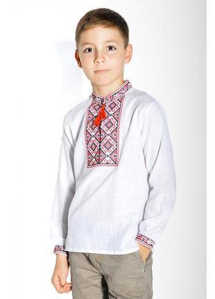 Натуральна вишиванка сорочка вишита вышиванка рубашка вышитая ...