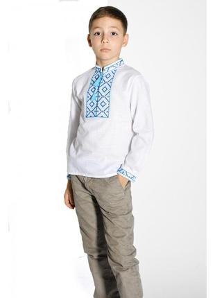 Вишиванка сорочка вишита вышиванка рубашка вышитая на мальчика...