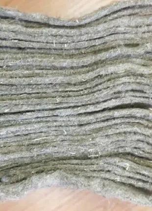 Льняные коврики для выращивания микрозелени Микрогрин microgreens