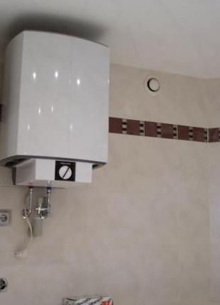 Установка бойлера(водонагревателя)