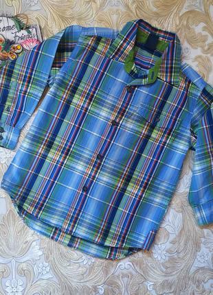 Детская рубашка. 4-5 лет