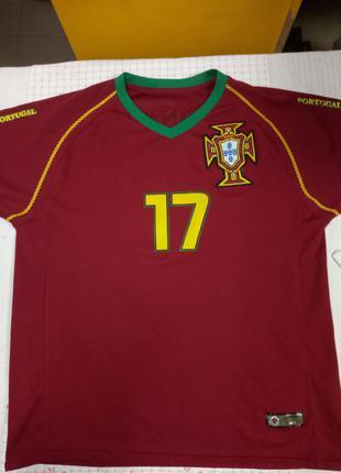 Футболка збірної Португалії з футболу, C.Ronaldo, оригінал, розмі