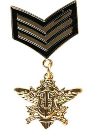 Винтаж, медаль военного стиля