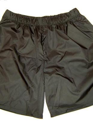 Мужские спортивные шорты из плащевки