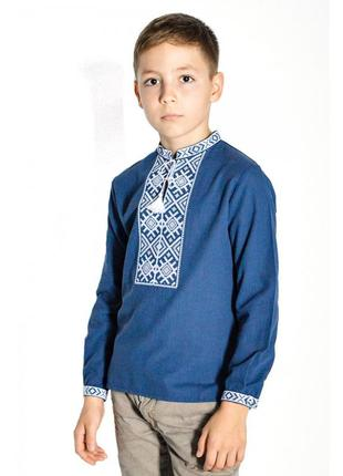 Вишиванка сорочка вишита на хлопчика вышиванка рубашка вышитая...