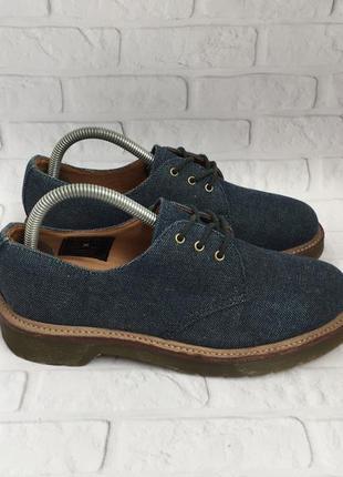 Чоловічі туфлі dr. martens lester мужские туфли оригинал
