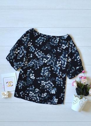 Чудова блуза в квіти f&f