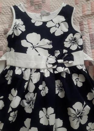 Платье нарядное для девочки на 4 года
