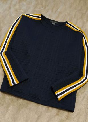 Трендовый свитшот большого размера батал. кофта,свитер джемпер