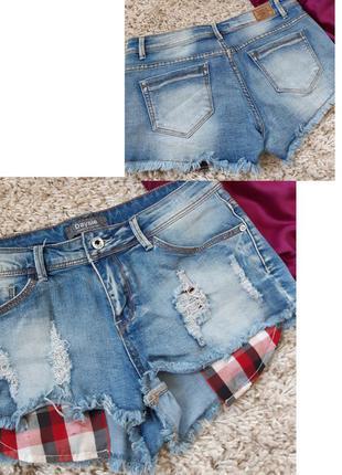 Стильные короткие джинсовые шорты, daysie, p. 38