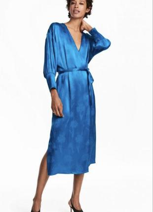 H&m платье вискоза