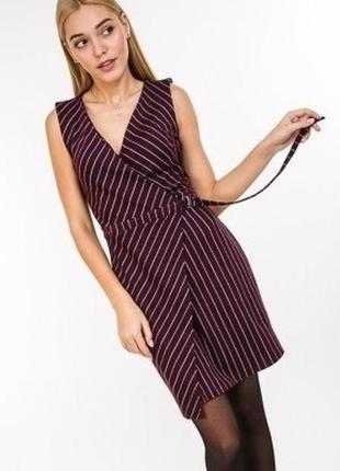 Соблазнительное платье сукня плаття на запах жилет сарафан