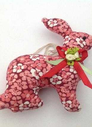 #пасхавдома  декоративный кролик