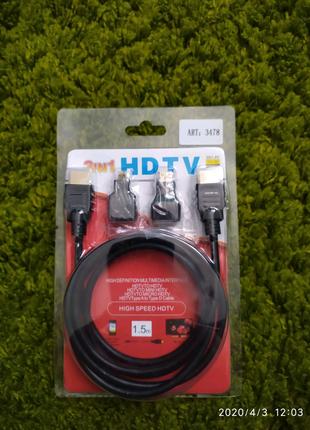 Hdmi mini hdmi micro  hdmi кабель