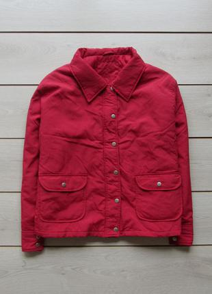 Легкая укороченная куртка от berkertex