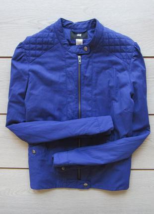 Куртка под кожанку от h&m