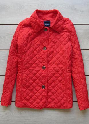 Тонкая легкая стеганая куртка от basic edition