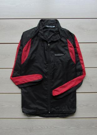 Спортивная тонкая куртка ветровка без пропитки от newline