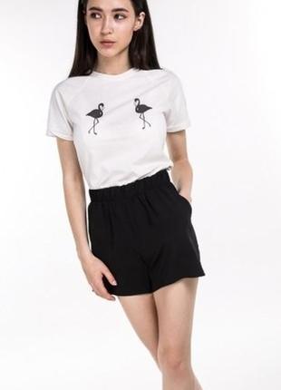 Летний комплект костюм футболка и шорты
