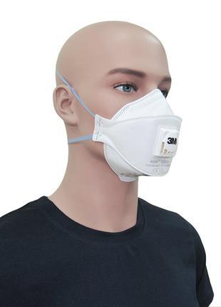 Противовирусная маска 3М 9322+
