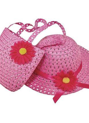 Шляпка*шляпа*для девочки