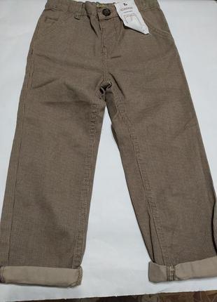 Брюки*брюки на мальчика*хлопок*  на 2-3 года* скидка 10%