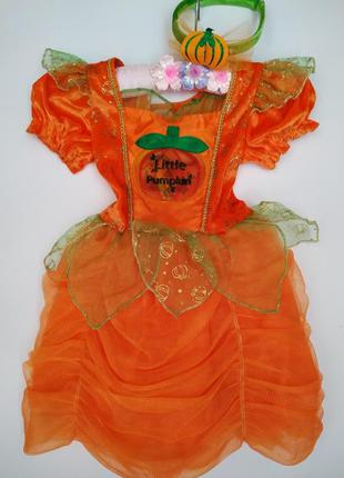 🍒милейший костюм= маленькая тыква=*карнавальный костюм*платье