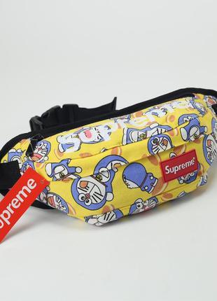 Бананка поясная сумка supreme